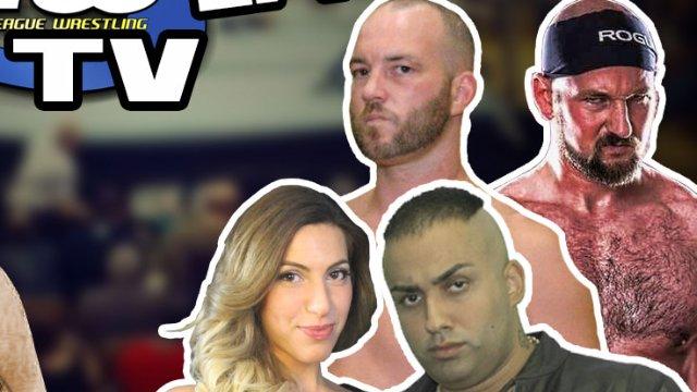 Harley Race's World League Wrestling TV Season 1, Episode 9