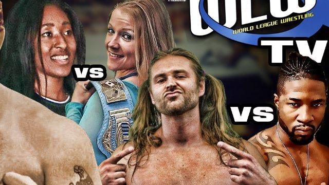Harley Race Presents World League Wrestling Season 3 Episode 11