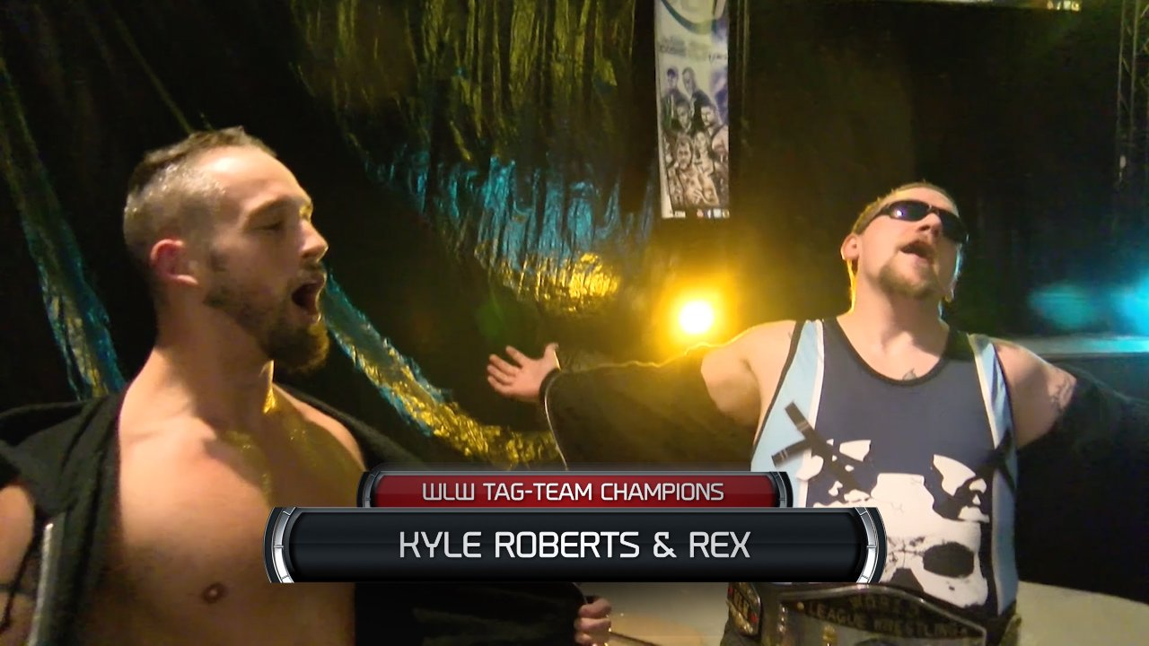Harley Race's World League Wrestling TV - Season 3 Episode 19