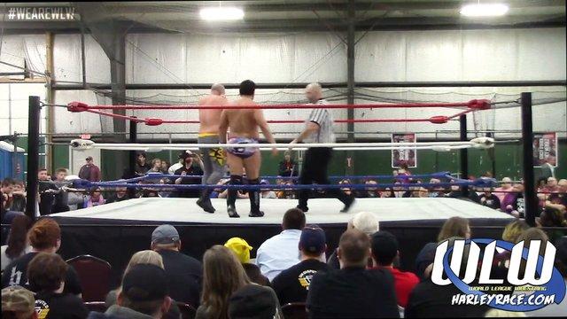 Harley Race's World League Wrestling TV | Season 3 Episode 32
