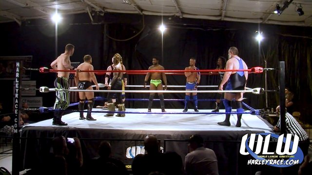 Harley Race's World League Wrestling TV | Season 3 Episode 41