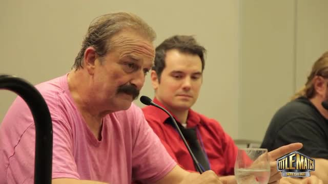 Jake the Snake Roberts - Special Q&A Session