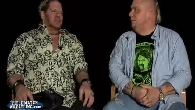 Raven & Axl Rotten Shoot Interview