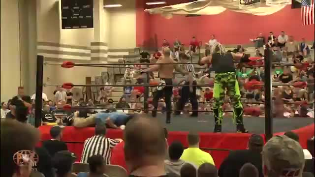 Pro Wrestling Syndicate - Monday Night Mayhem Episode 2 (Mason Ryan vs The Lifeguard)