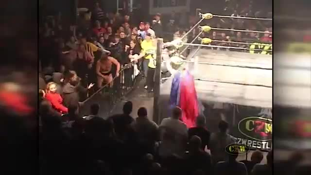 Jon Moxley vs Eddie Kingston vs B-Boy vs Egotistico Fantastico