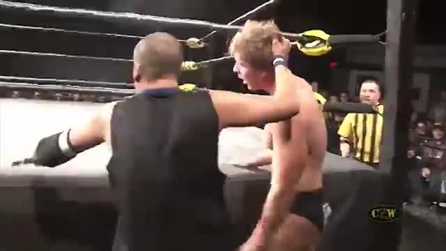 Jon Moxley vs Danny Havoc