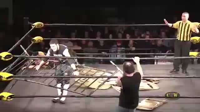 Switchblade Conspiracy vs Necro Butcher & Danny Havoc