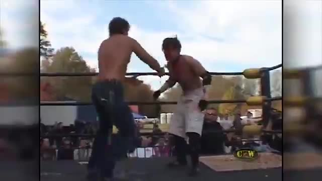 Tournament of Death 8: Thumbtack Jack vs Jon Moxley