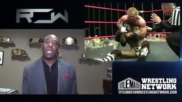 Booker T - Watch the ROW Archives on Title Match Wrestling Network