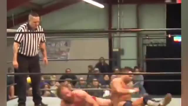 "Chase ""Cauliflower"" Brown vs. Kameron Kade (""I Quit"" Match)"