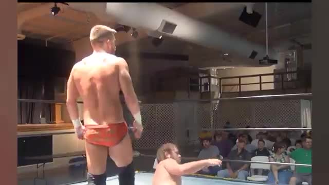 "Chase ""Cauliflower"" Brown vs. Kameron Kade - No DQ"