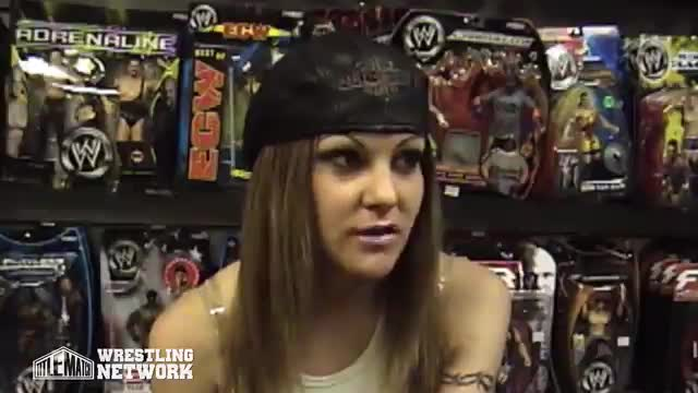Talia (Velvet Sky) Shoot Interview