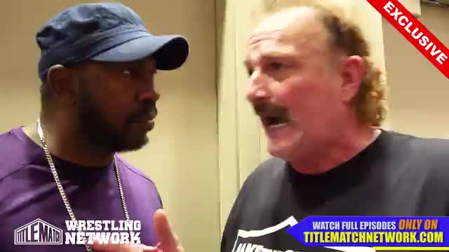 Jake the Snake Roberts - Wrestlecon 2018 Interview w/ Stevie Ray