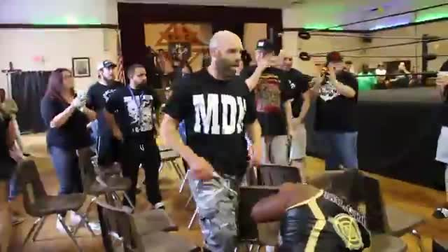Innovative Pro - Nick Gage vs Mr Grim
