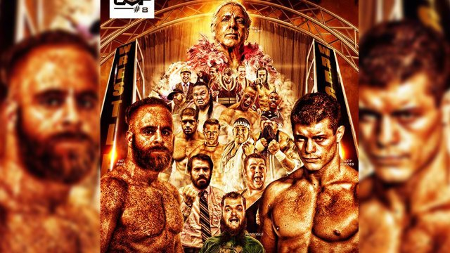 WrestlePro - 9.10.16 (Cody Rhodes vs Pat Buck | Swoggle, Ric Flair)