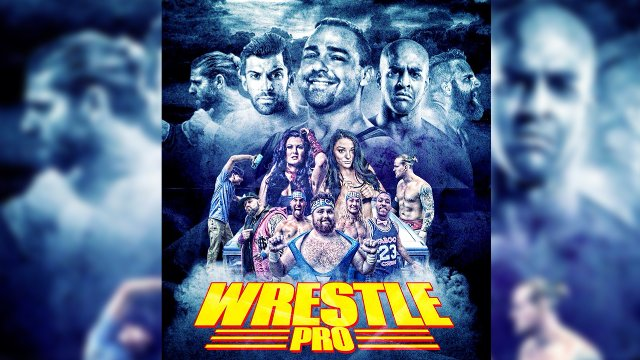 WrestlePro - 10.14.16 (Ryback & Pat Buck vs Heavenly Bodies)