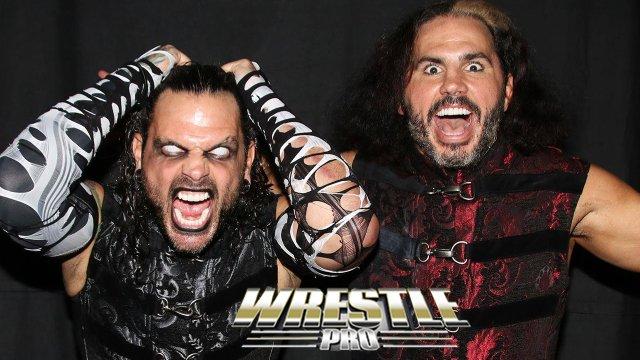 WrestlePro - 11.19.16 (Matt & Jeff Hardy, Ryback)