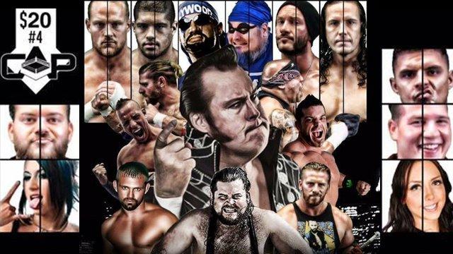 WrestlePro - 4.30.16 (Honky Tonk Man, BWO, Curt Hawkins, Allie)