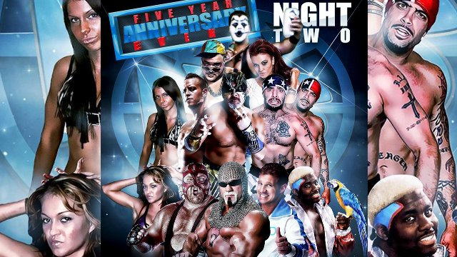 Pro Wrestling Syndicate - 5 Year Anniversary Night 2