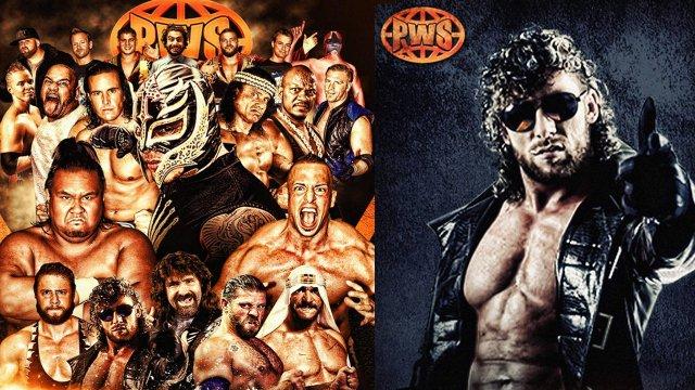 Pro Wrestling Syndicate - Starland Ballroom 2015 (Kenny Omega & Rey Mysterio Jr)