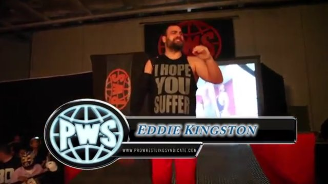 Pro Wrestling Syndicate TV Ep19 (Kevin Matthews vs Eddie Kingston - Falls Count Anywhere!)