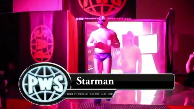 Pro Wrestling Syndicate TV Ep21 (Curt Hawkins vs Drunken Swashbuckler)