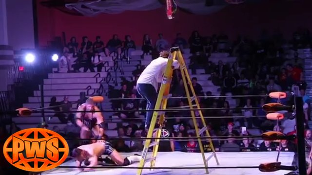 Pro Wrestling Syndicate TV Ep23 (Suicidal Six-Way Ladder Match!)