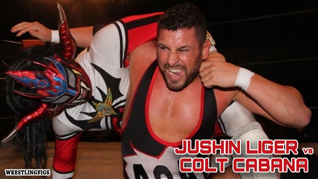 "Pro Wrestling Syndicate - Refuse to Lose (Jushin ""Thunder"" Liger vs Colt Cabana)"