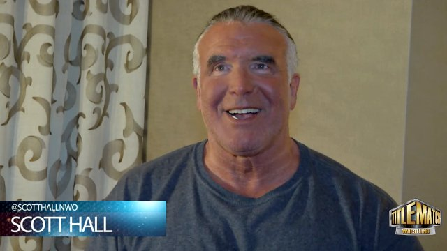 Scott Hall Shoot Interview (2016)