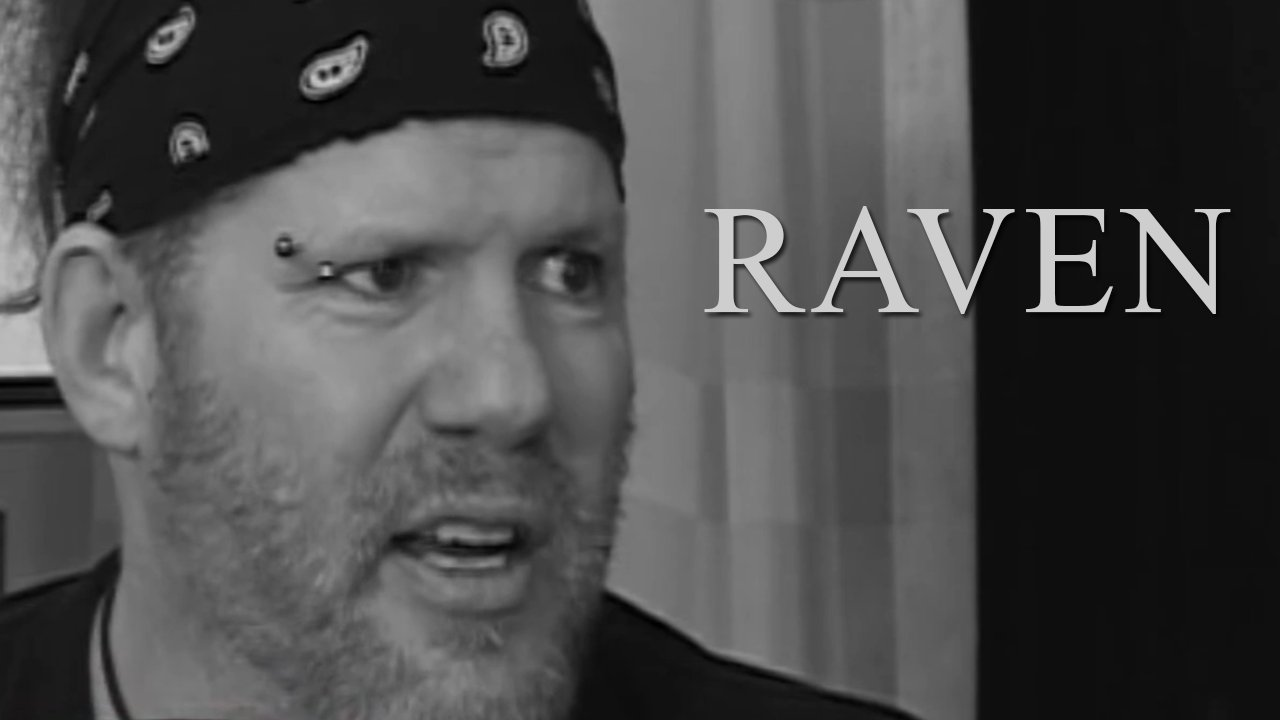 Raven - Vortex of Violence Vol 1