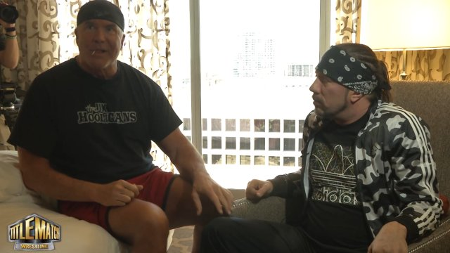 X-Pac Shoot Interview - Featuring Scott Hall