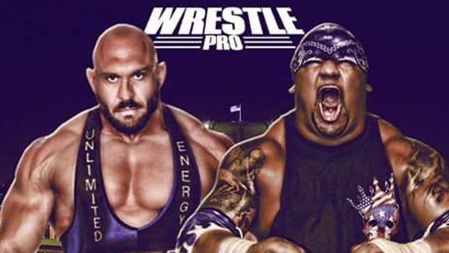 WrestlePro - Live in Brooklyn - 10.15.16 (Ryback vs Dan Maff)