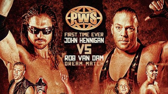 Pro Wrestling Syndicate - Live in Rahway (Rob Van Dam vs John Hennigan)