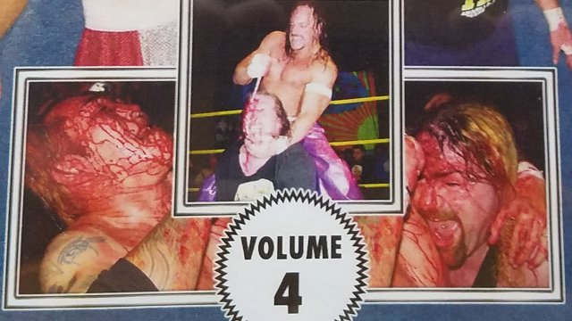 Best of 3PW Vol 4 - Very Bloody (Nosawa vs Balls Mahoney | New Jack vs Sabu vs Sandman | Dusty Rhodes vs Kevin Sullivan)