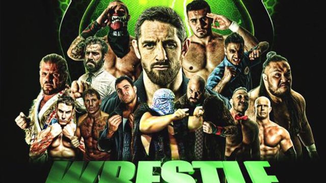 Wrestlepro 6.10.17 Full Show (Wade Barrett, Kevin Thorn, La Resistance, Brian Cage)