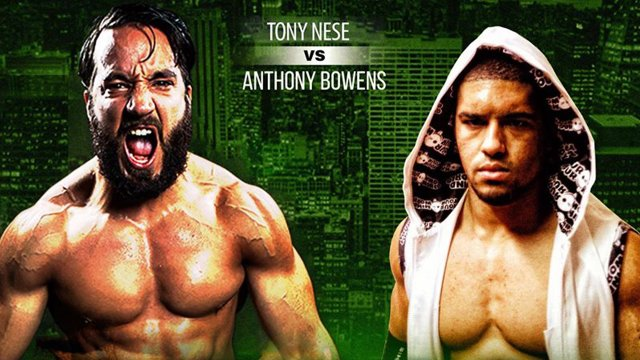 Battle Club Pro - Battle By the 6 (Tony Nese vs Anthony Bowens)