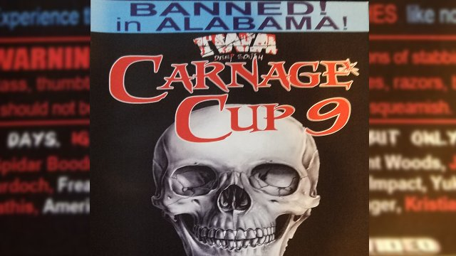 IWA Deep-South - Carnage Cup 9 - Night 1