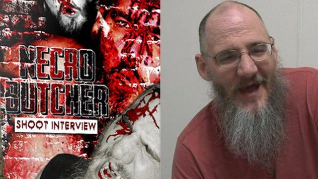 Necro Butcher - 4 Hour Shoot Interview