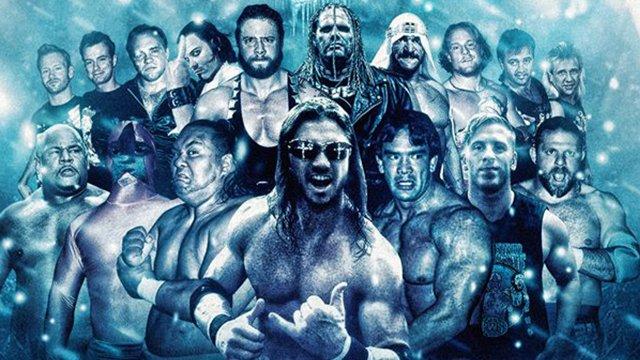Pro Wrestling Syndicate - Frozen Fallout (Sabu vs John Hennigan | Tessa Blanchard, Ricky Steamboat)