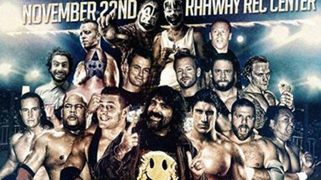Pro Wrestling Syndicate - WrestleBowl 2014 (Mick Foley | ICP | Colt Cabana vs Mario Bokara)