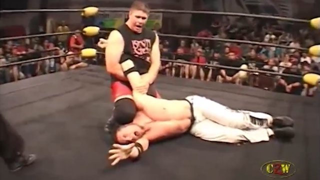 Kevin Steen vs Franky the Mobster