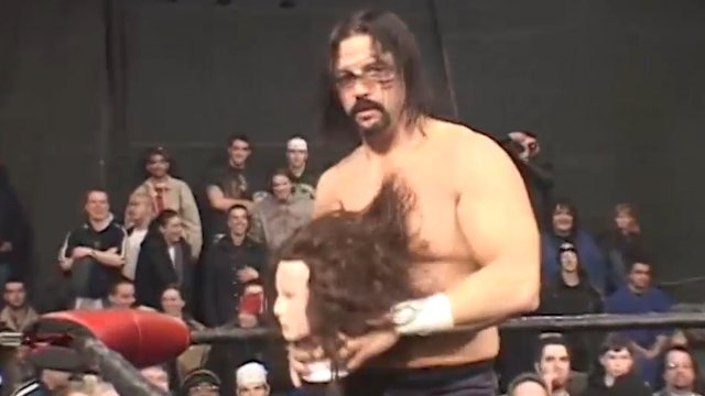 Sabu vs Al Snow