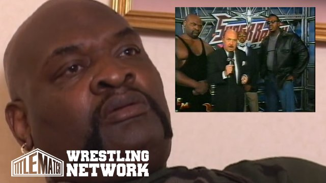 Stand Up for Greatness w/ Stevie Ray - Episode 3 (Superbrawl 2000, Ahmed Johnson)