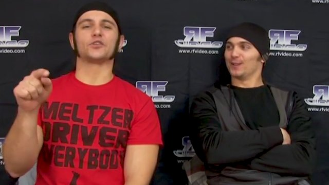 Young Bucks Shoot Interview
