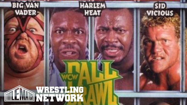Stand Up for Greatness with Stevie Ray - Episode 9 (WCW Fall Brawl 1993)