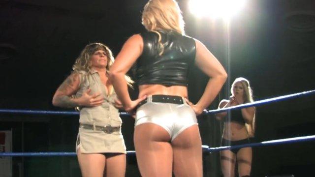 ODB & Kenzie Sykes vs Cinema & Miranda Salinas - 8.11.14
