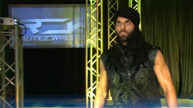 Jinder Mahal vs Jasper Davis - 7.26.14