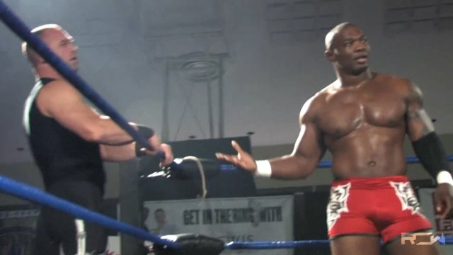 Shelton Benjamin & Charlie Haas vs Heavenly Bodies - 12.13.14