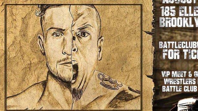 Battle Club Pro - Logan Black vs Shane Mercer