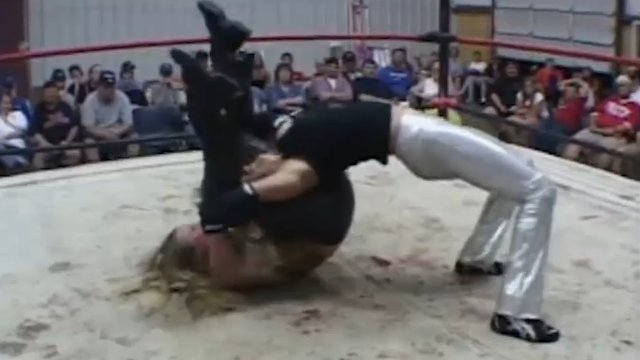 IWA Mid-South Women - Lacy vs Rain - 6.15.02